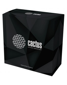 Пластик для принтера 3D Cactus CS-3D-ABS-750-BLACK ABS d1.75мм 0.75кг 1цв.
