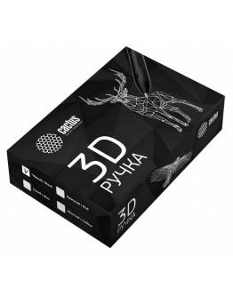 Ручка 3D Cactus CS-3D-LTP2-BK PLA LCD черный
