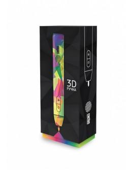 Ручка 3D Cactus CS-3D-UV-PS черный