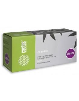 Картридж лазерный Cactus CS-EPS166 черный (6000стр.) для Epson EPL6200/6200N/LP2500
