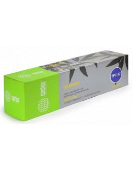 Картридж лазерный Cactus CS-EPS187 желтый (4000стр.) для Epson AcuLaser C1100/C1100N/CX11/ CX11N/CX11NF/ CX11NFC