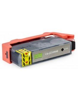 Картридж струйный Cactus № 655 для принтеров HP DJ IA 3525/ 5525/ 4515/ 4525, черный