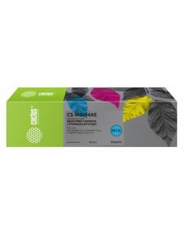 Картридж струйный Cactus 991XL CS-M0J94AE пурпурный (250мл) для HP PW 755dn/MFP774dn/ 779dn/Pro750dw/772dn