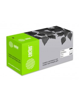 Картридж лазерный Cactus CS-C8543XV черный (30000стр.) для HP LJ 9000/9040/9050