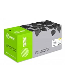 Картридж лазерный Cactus CS-CE252AV желтый (7000стр.) для HP CLJ CP3525/CM3530