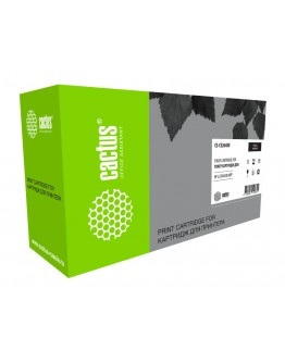 Картридж лазерный Cactus CS-CE264XV черный (17000стр.) для HP CLJ CM4540