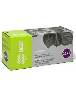 Картридж лазерный Cactus CS-TN2275 для Brother HL 2240/ 2250/ 2270, MFC 7360/7460, черный, 2 600 стр.