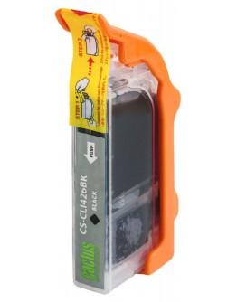 Картридж струйный Cactus CS-CLI426BK для Canon Pixma MG5140/ 5240/ 6140/ 8140, MX884, черный, 8,4 мл.