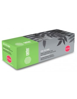 Картридж лазерный Cactus CS-TK1200 черный (3000стр.) для Kyocera Ecosys P2335d/P2335dn/P2335dw