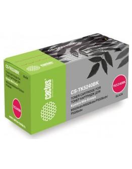 Картридж лазерный Cactus CS-TK5240BK черный (4000стр.) для Kyocera Ecosys M5521cdn/M5521cdw/P5021cdn/P5