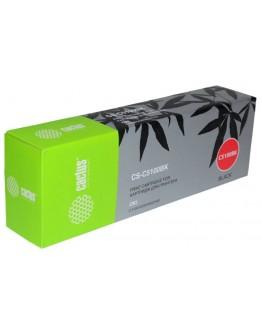 Картридж лазерный Cactus CS-C5100BK 42127408 черный для Oki C 5100/5200/ 5300/5400 (5000стр.)
