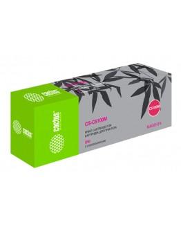 Картридж лазерный Cactus CS-C5100M 42127406 пурпурный для Oki C 5100/5200/ 5300/5400 (5000стр.)