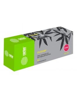 Картридж лазерный Cactus CS-C5100Y 42127405 желтый для Oki C 5100/5200/ 5300/5400 (5000стр.)