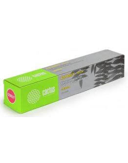 Картридж лазерный Cactus CS-O301Y для OKI C301/321, жёлтый, 1 500 стр.