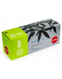 Картридж лазерный Cactus CS-O3100C для Oki C3100/ C3200/ C5100/ C5150/ C5200/ C5300/ C5400, голубой, 5 000 стр.