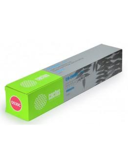 Картридж лазерный Cactus CS-O530C для OKI C530, голубой, 5 000 стр.
