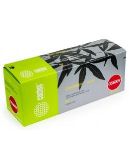 Картридж лазерный Cactus CS-O5600Y для Oki C5600/C5700, желтый, 2 000 стр.