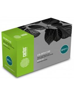 Картридж лазерный Cactus CS-SP311XE черный (6400стр.) для Ricoh SP 311DN/311DNw/325DNw