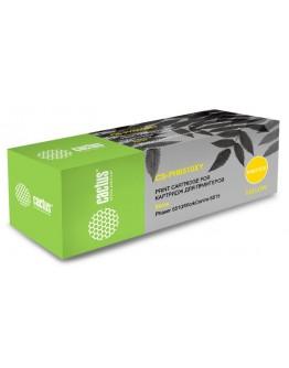 Картридж лазерный Cactus 106R03487 CS-PH6510Y желтый (2400стр.) для Xerox Phaser 6510DN/WC 6515DN