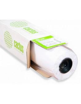 """Бумага Cactus Eco CS-LFP80-1067457E 42""""(A0) 1067мм-45.7м/белый для струйной печати"""