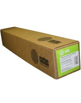 """Универсальная бумага Cactus для плоттеров без покрытия 24"""", 610мм * 45,7м, 80 г/м2, втулка 50,8мм (2"""")"""