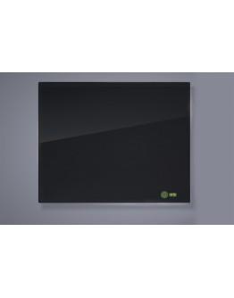Демонстрационная доска Cactus CS-GBD-120x150-BK стеклянная 120x150см черный