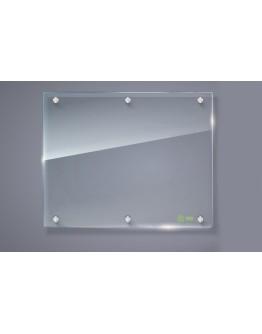 Демонстрационная доска Cactus CS-GBD-120x150-TR стеклянная 120x150см прозрачный
