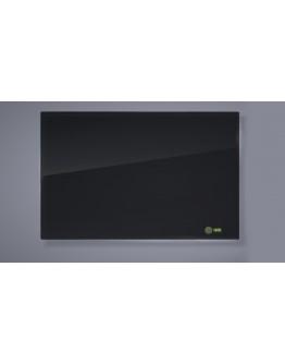 Демонстрационная доска Cactus CS-GBD-65x100-BK стеклянная 65x100см черный