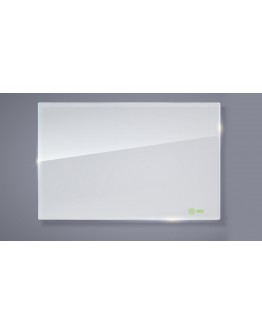 Демонстрационная доска Cactus CS-GBD-65x100-WT стеклянная 65x100см белый