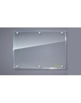 Демонстрационная доска Cactus CS-GBD-90x120-TR стеклянная 90x120см прозрачный