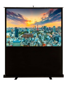Экран Cactus 135x180см FloorCompactExpert CS-PSFLCE-180X135 4:3 напольный рулонный