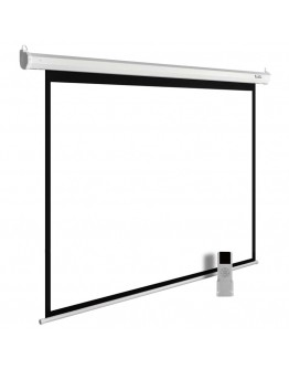 Экран Cactus 150x200см MotoExpert CS-PSME-200x150-WT 4:3 настенно-потолочный рулонный белый (моторизованный привод)