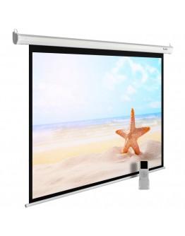 Экран Cactus 138x220см MotoExpert CS-PSME-220x138-WT 16:10 настенно-потолочный рулонный белый (моторизованный привод)