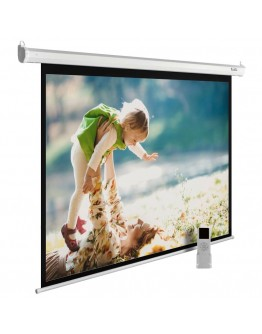 Экран Cactus 150x240см MotoExpert CS-PSME-240x150-WT 16:10 настенно-потолочный рулонный белый (моторизованный привод)
