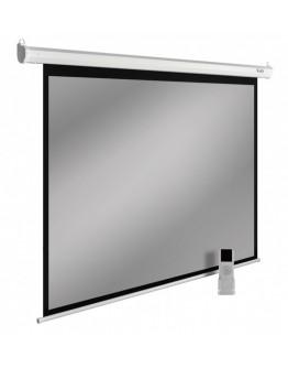 Экран Cactus 138x220см SIlverMotoExpert CS-PSSME-220X138-WT 16:10 настенно-потолочный рулонный белый (моторизованный привод)