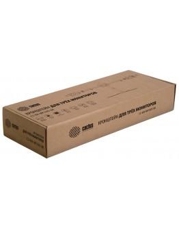 """Кронштейн для мониторов Cactus CS-VM-MP330S-BK черный 15""""-24"""" макс.8кг настольный наклон"""