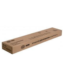 Кронштейн для проектора Cactus CS-VM-PR16L-AL серебристый макс.13.6кг настенный и потолочный поворот и наклон