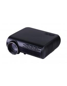 Проектор Cactus CS-PRO.02B.WXGA-A LCD 3000Lm (1280x800) 2000:1 ресурс лампы:30000часов 1xUSB typeA 1xHDMI 1.5кг