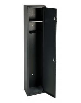 Сейф оружейный Cactus CS-SF-GK125 1250x260x210мм ключевой